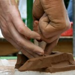 Скульптурная глина фото